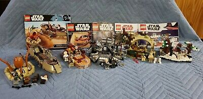 LEGO Star Wars Lot 75174 75173 75183 75208 75236
