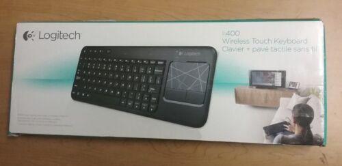 Logitech K400 Wireless Keyboard Black 920-003070