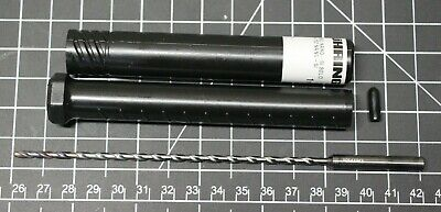 "Guhring 6511 Carbide Coolant-Through High Pen Drill Bit 20xD 11//64/"" 4.37mm,New"