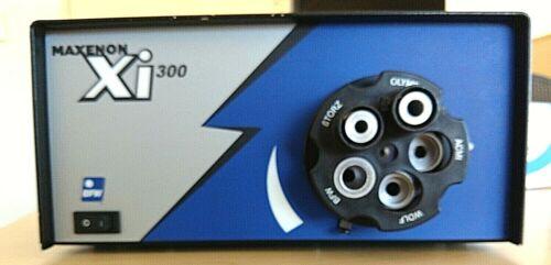 BFW MODEL 3010 MAXENON XI300 ILLUMINATOR/ LIGHT SOURCE
