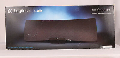 Logitech 980-000625 UE Air Speaker for iPad, iPhone, iPod Touch, iTunes