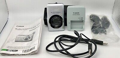 Canon Compact Digital PowerShot Camera IXUS 105