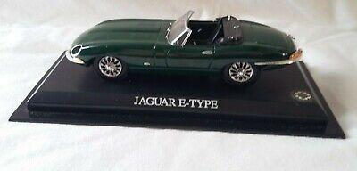 Del Prado Jaguar E Type 1/43 1:43