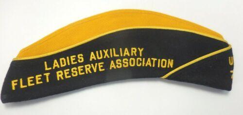 Ladies Auxiliary Fleet Reserve Association Cap Albuquerque President 64-66 CL1