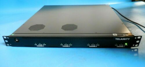 Telairity BE8710 1-Channel H.264 Encoder