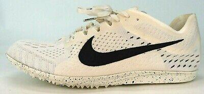 New Nike Zoom Matombo 3 Track & Field Spikes Beige Phantom Grey 10.5 835995-001