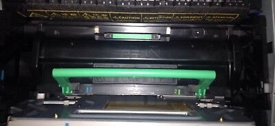 Laser Toner Cartridge Oem Drum - Used OEM Konica Minolta 1250W laser printer Drum, Toner cartridge, Fuser unit