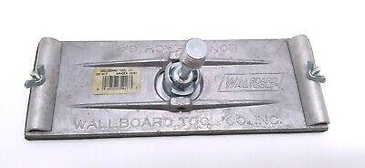 Vtg Wallboard Tool Co. Inc Pole Sander Head Drywall Tool Base Sand Paper Clamp