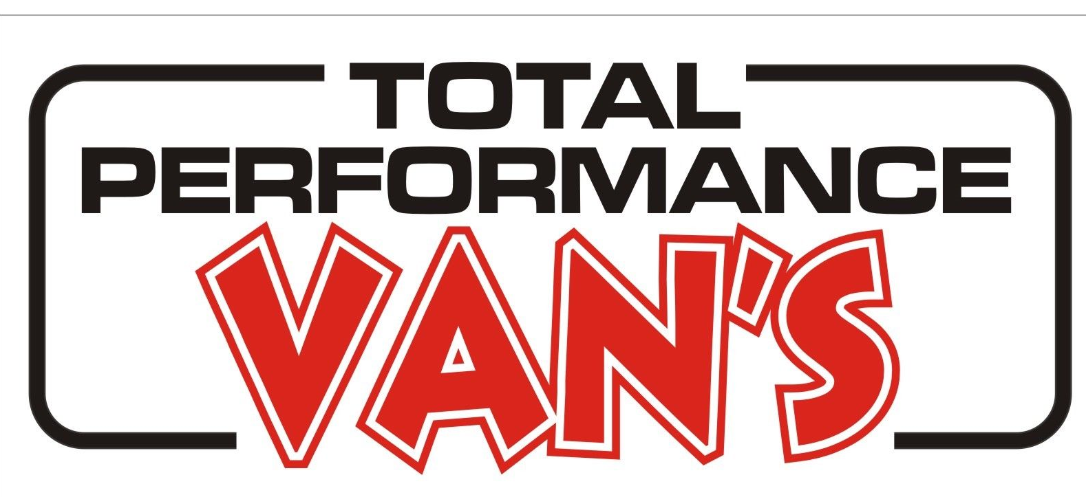 A241 VANS TOTAL PERFORMANCE Airplane engine banner hangar garage Aircraft signs