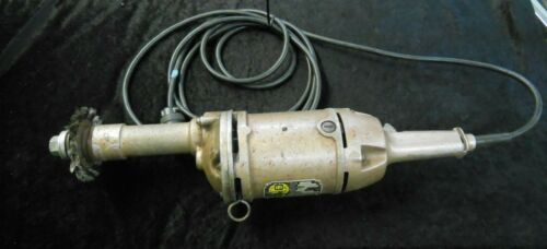 Ingersoll Rand Electric Heavy Duty Industrial Grinder Cat No. H4 Model D