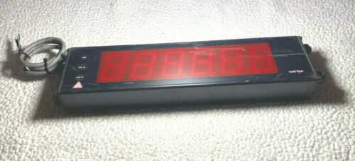 RED LION CONTROL DISPLAY COUNTER LD SERIES