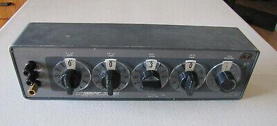 Dekapacitor Decade Capacitor Dc57
