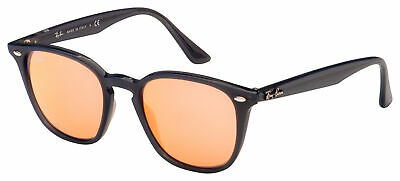 Ray-Ban Sunglasses RB 4258 62307J 50 Grey | Orange Mirror (Ray Ban 4258)