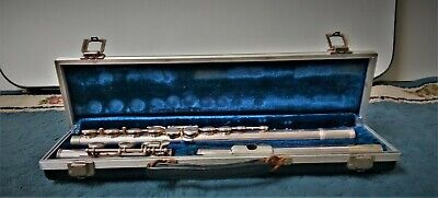 Oxford Flute If-1 Silver Plated With Hard Shell Case Convenience Goods Musical Instruments & Gear Wind & Woodwind