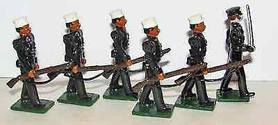 Marlborough Star Soldiers # 23 - 66th Gurkha Lt Inf - 1:32 painted metal figures
