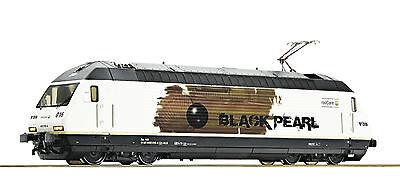 Roco H0 73276 E-Lok Re 465 016-4 Black Pearl