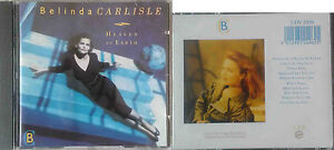 "BELINDA CARLISLE ""Heaven On Earth"" CD 1st Press Aor - Genova, Italia - BELINDA CARLISLE ""Heaven On Earth"" CD 1st Press Aor - Genova, Italia"