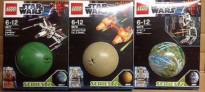 Lego Star Wars Planets Wave 2 9677 9678 9679 Neu und original verpackt online kaufen