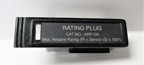 SQUARE D ARP100 RATING PLUG