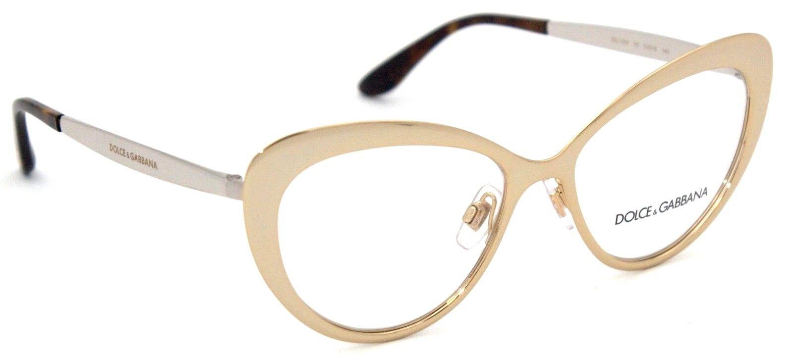 DolceGabbana Damen Brillenfassung DG1294 02 52mm Ausstellungsstück BP 3 T81