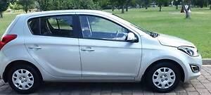2012 Hyundai i20 Hatchback Armidale Armidale City Preview