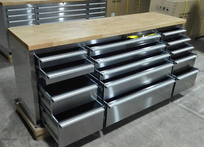 Stainless Workbench - Thor Stainless Steel 72
