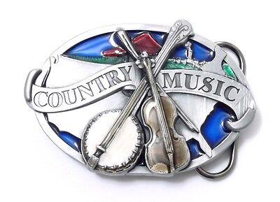 Пряжки COUNTRY MUSIC BELT BUCKLE 15306