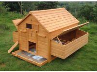 XXL new chicken house coop