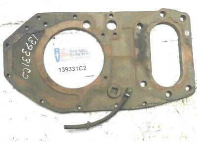 I.h.farmall Plate-pto Adapter 139331c2