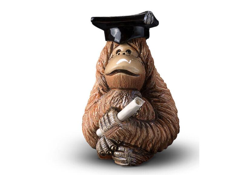 De Rosa - Orangutan Graduate