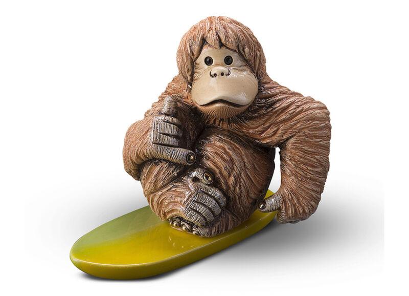 De Rosa - Orangutan Surfer Figurine