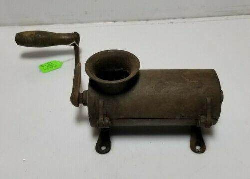 Antique Tobacco Shredder Grinder c1880
