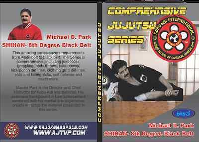 как выглядит Comprehensive Jujutsu Michael Park Aki Jujutsu Akido Martial Arts Tim Bulot фото