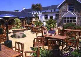 Waiting/Bar Staff - Isles of Scilly, Accommodation Provided