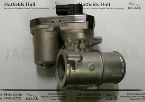 GENUINE-JAGUAR-X-TYPE-2-2-DIESEL-EGR-VALVE-BRAND-NEW