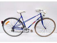 vintage ladies MBK Motobecane mixte town bicycle
