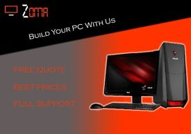 Build your PC with us !