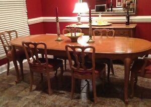dining room furniture drexel chateau laurente ebay