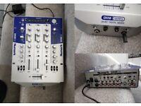 DJ Mixer - Numark DXM 09 Digital 3-Channel Effects Mixer (Open To Offers)