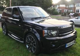 2006 (55) RANGE ROVER SPORT OVER FINCH 2012 SPEC BEST LOOKING EXAMPLE AUTOMATIC