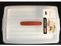 Brand New, Genuine Curver Chef @ Home Large Food/Cake/Party Box