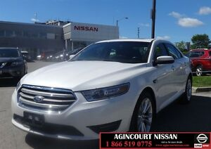 2013 Ford Taurus SEL AWD |Leather|Navi|No Accidents|