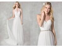 Lovely White bride dress size 10