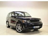 LAND ROVER RANGE ROVER SPORT 3.0 TDV6 HSE 5d AUTO 245 BHP + 2 PREV OWNER + SERVICE HISTORY 2011