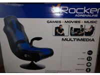 XROCKER ADRENALINE GAMING CHAIR