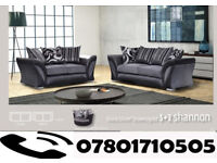 SOFA dfs style 3+2 BRAND NEW as in pic 40693