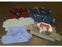 Huge bundle of boys age 4-5 clothing Fantastic condition