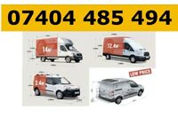 24/7 Man & Van, delivery & collection house/office/flat removals rubbish clearance shifting & movers
