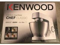Kenwood Kitchen Machine Chef Classic KM337