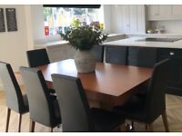 Calligaris Park extendable dining table table only